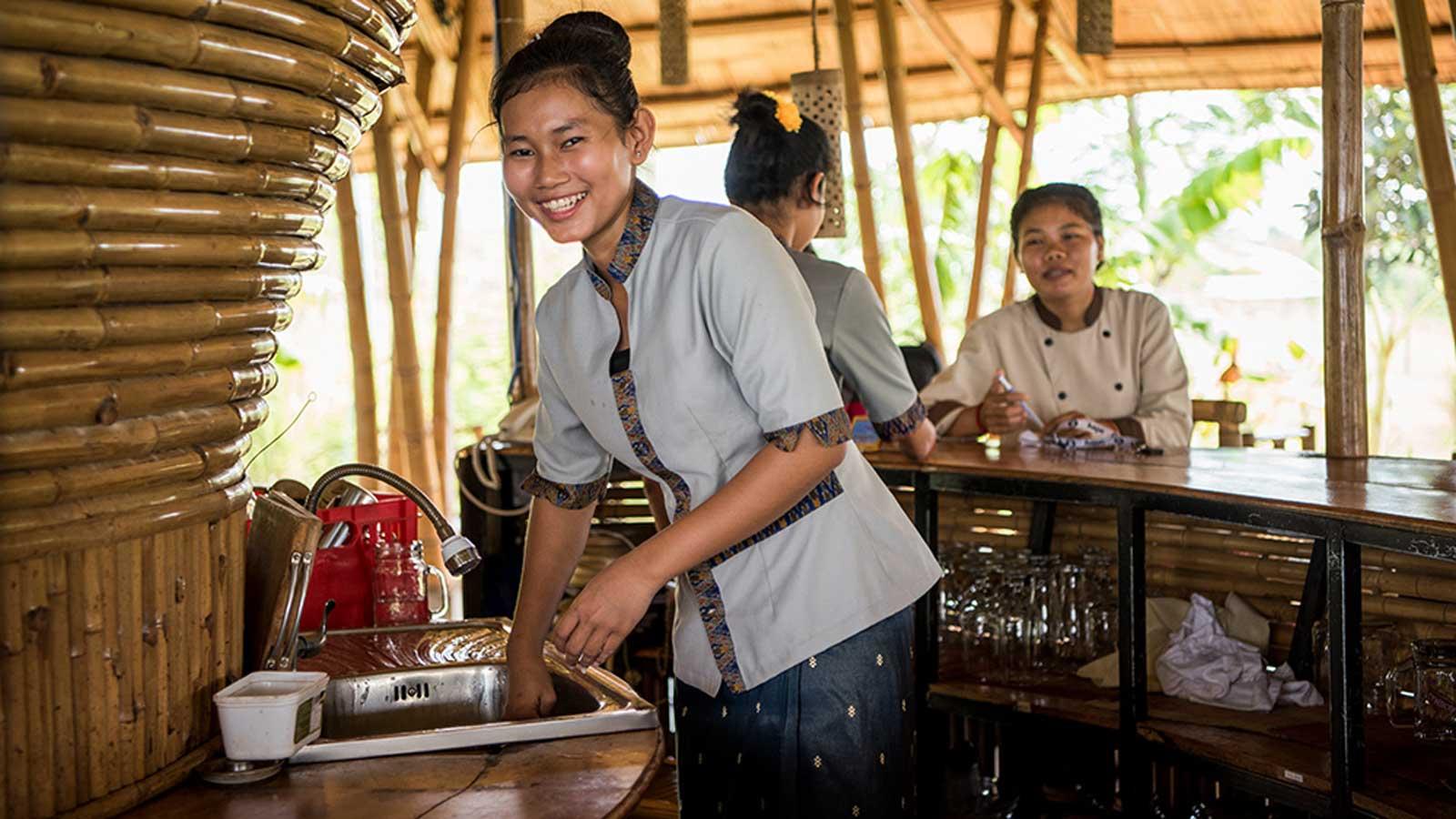 BSDA – Partnerprojekt in Kambodscha