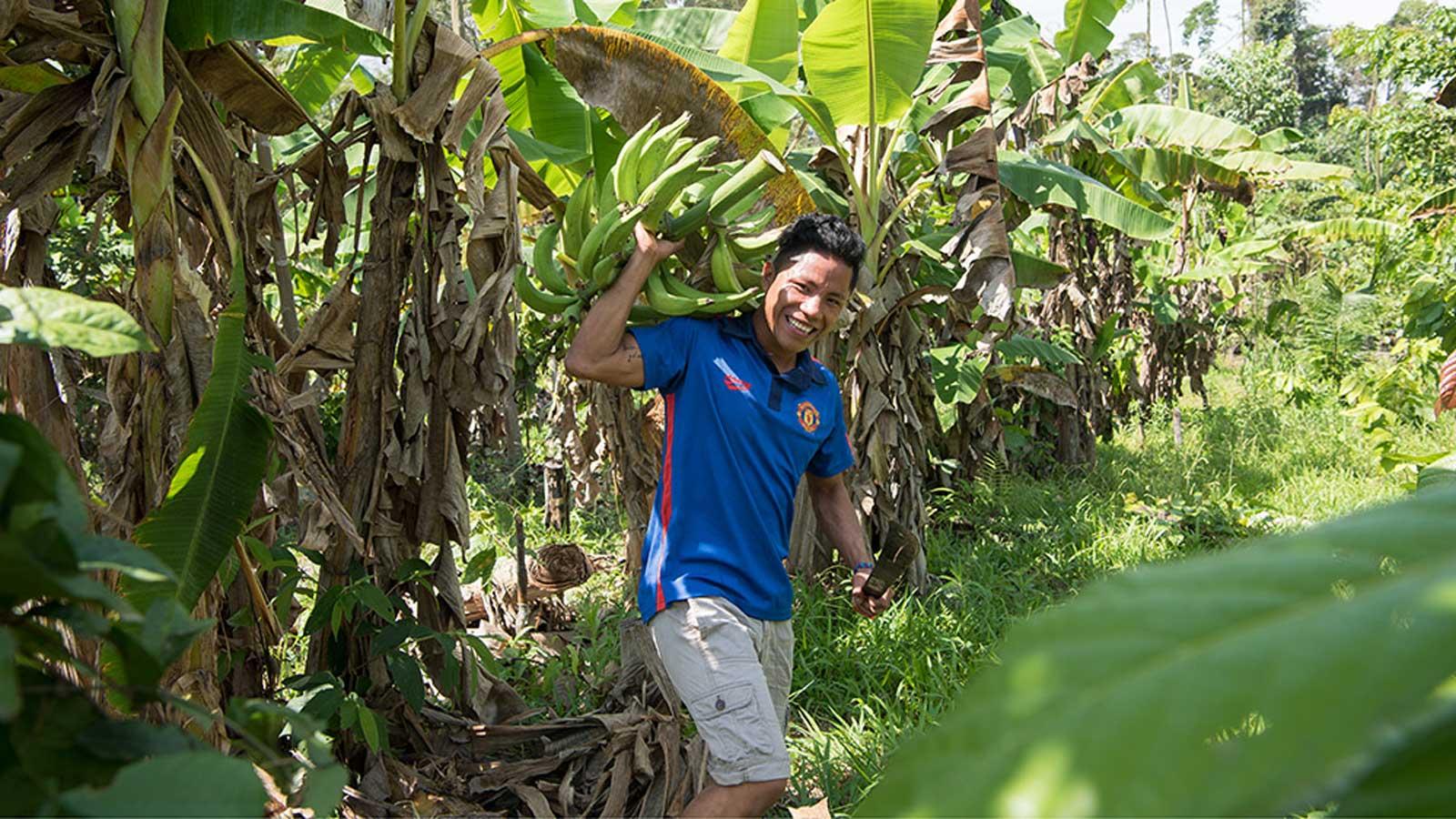 Fenamed – Jugendliche aus indigenen Dorfgemeinschaften