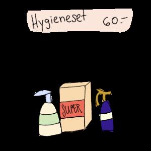 Spendenaufruf Lima Hygieneset