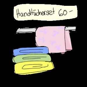 Spendenaufruf Lima Handtücherset