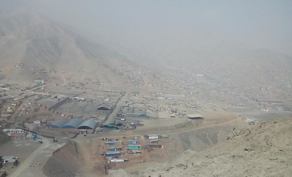 Peru Lima Pioneras