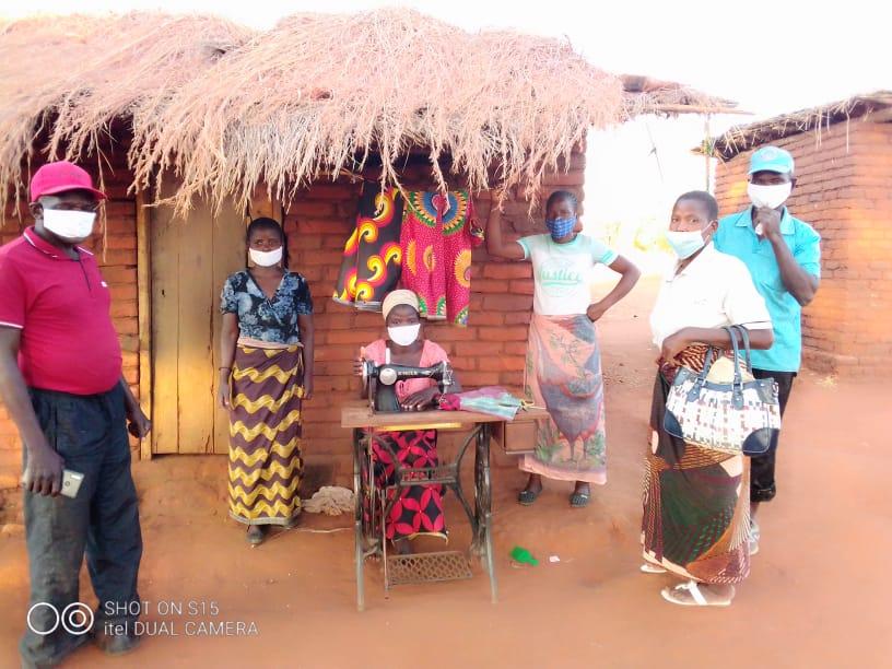 KODO Malawi Masken