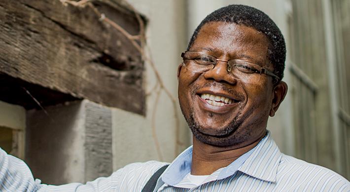 Enock Dlamini – Acat Partnerprojekt