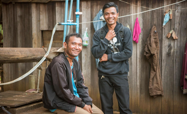 Im Biolandbau finden die Indigenen eine Alternative für ihre Existenzsicherung und Zuversicht und Hoffnung für ihre Gemeinschaft.