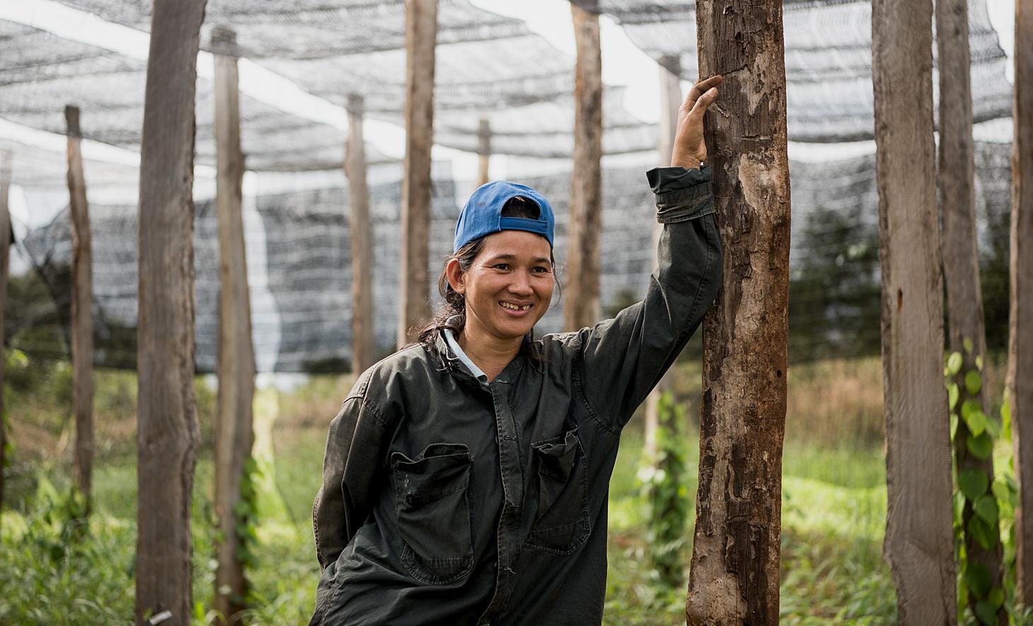 Singeab will für die Zukunft der Bunong