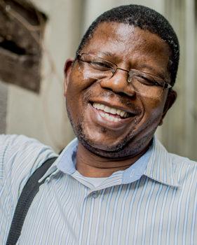 ENOCK DLAMINI – Projektpartner Eswatini