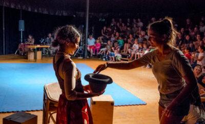 Freie Spende – Circo Fantazztico gegen Kriminalisierung von Jugendlichen