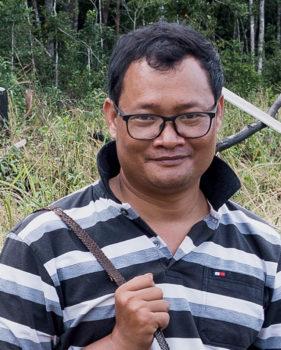 Neth Prak – Projektpartner Kambodscha