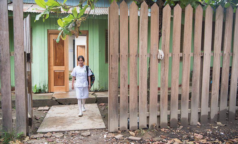 Indigene Kinder benachteiligt vom BIldungssystem
