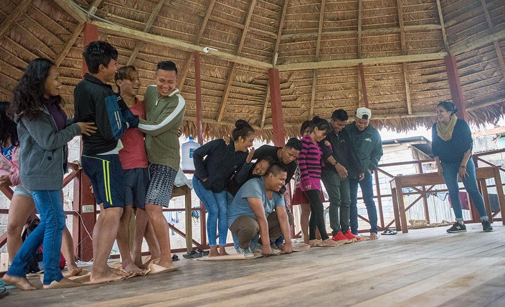 Gruppenworkshops zur Förderung der Sozialkompetenz