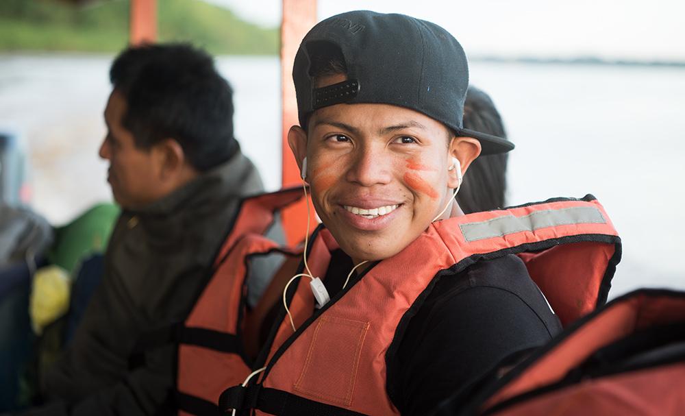 Peru – Indigene Jugendliche Ausbildung in der Stadt