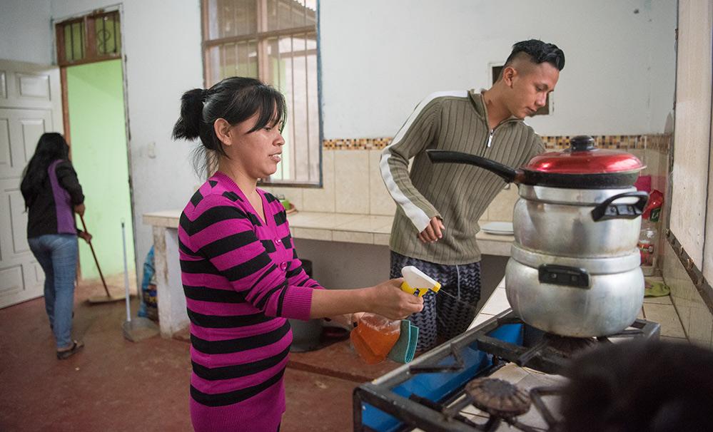 Peru Studentenunterkunft
