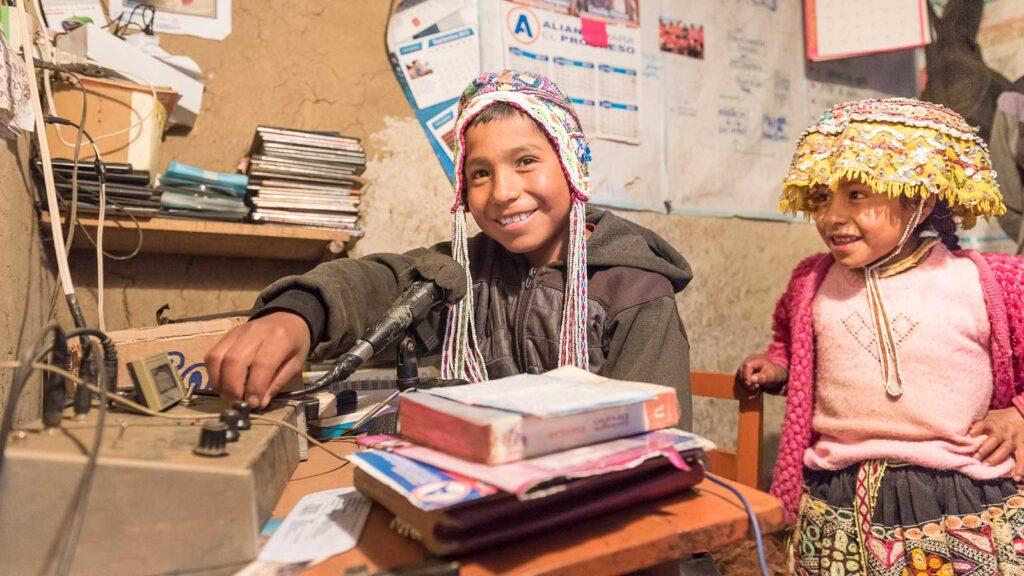 Radio Indigene Peru