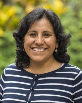 Sandra Tabita Lozano Rodriguez – Projektpartner Peru