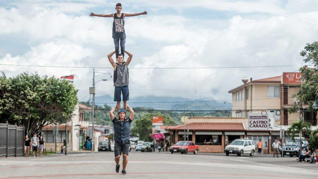 Sozialer Zirkus Costa Rica