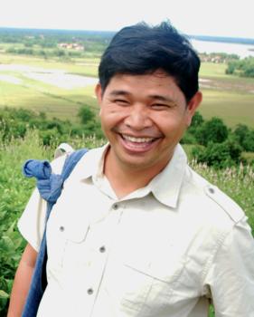 Vandong Thorn – Projektpartner Kambodscha
